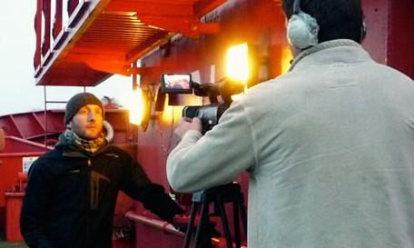 Kent TV filming