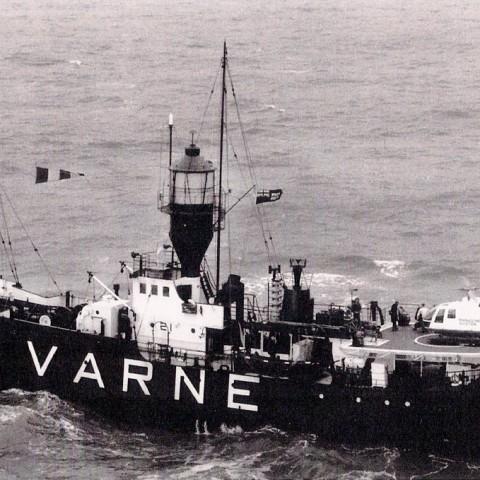 LV21 Varne helicopter c.1980