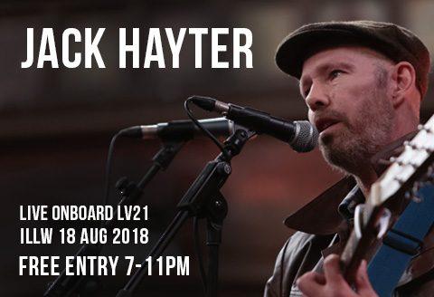Jack Hayter Live